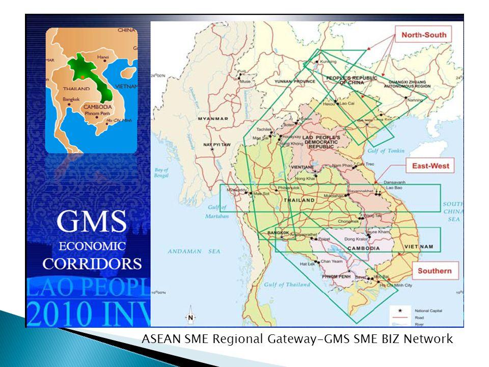ASEAN SME Regional Gateway-GMS SME BIZ Network