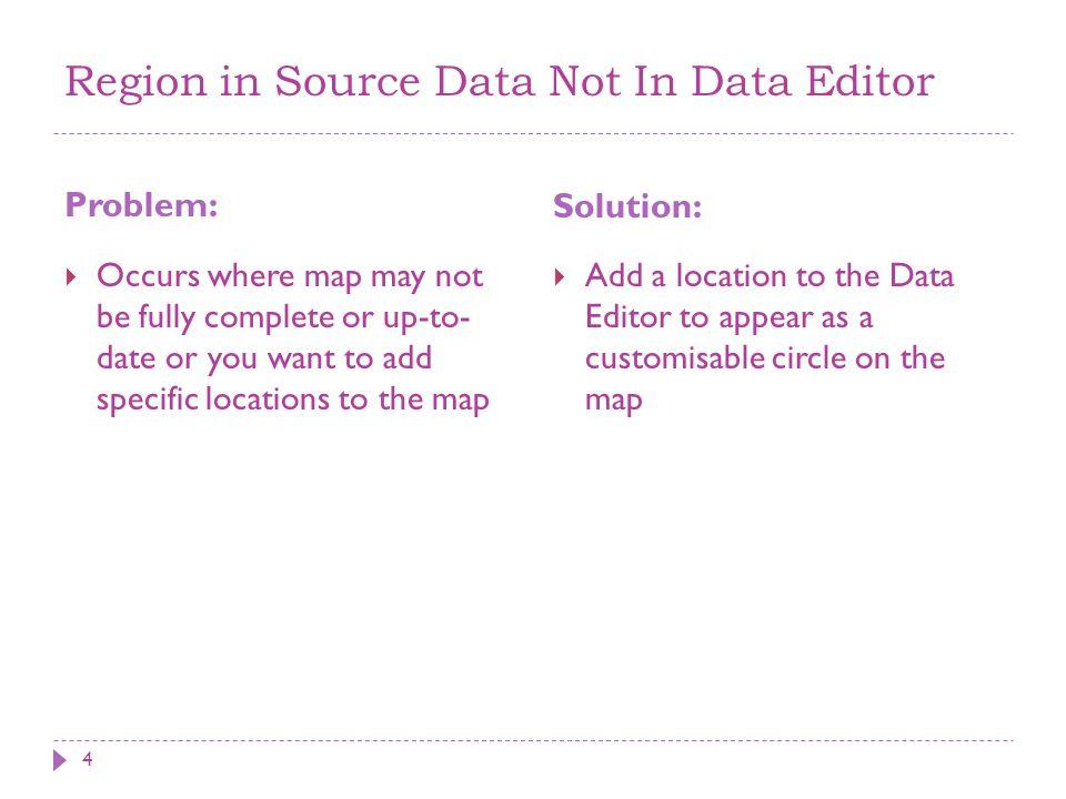 Adding a Map Point  Open StatPlanet.exe (folder 'StatPlanet_VietNam').