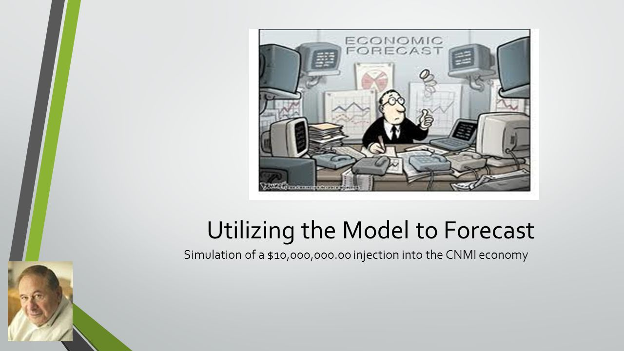 Utilizing the Model to Forecast Simulation of a $10,000,000.00 injection into the CNMI economy