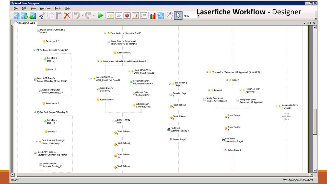 Laserfiche Workflow - Designer