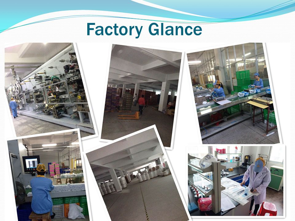 Factory Glance
