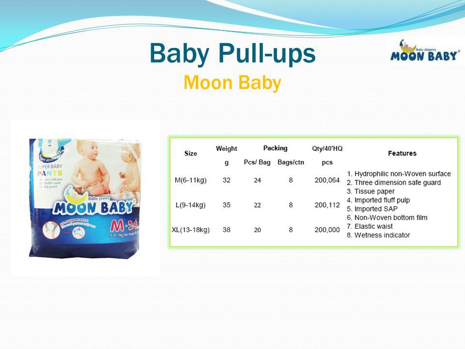 Baby Pull-ups Moon Baby