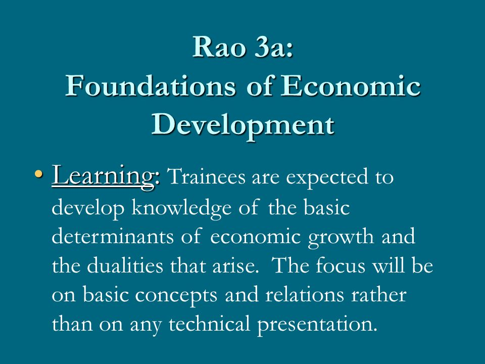 Brief Contents growth: role of investment, imports and structural changegrowth: role of investment, imports and structural change determinants of investment, import capacity and structural changedeterminants of investment, import capacity and structural change trickle-down growth versus pro-poor growthtrickle-down growth versus pro-poor growth growth and distribution interactions and sources of their complementaritygrowth and distribution interactions and sources of their complementarity aggregate demand, inequality and growthaggregate demand, inequality and growth exogenous versus endogenous growthexogenous versus endogenous growth