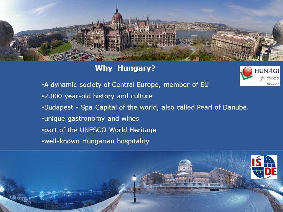 Why Hungary.
