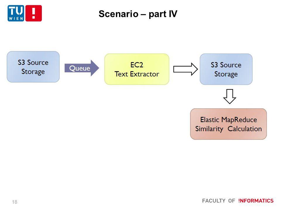 18 Scenario – part IV