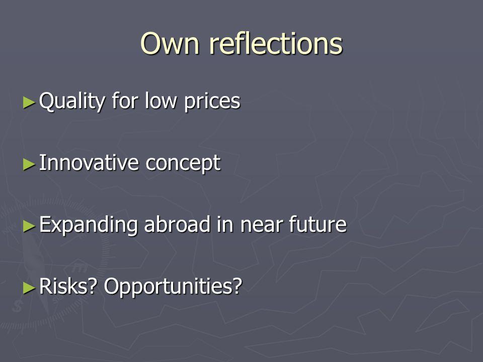 Conclusion ► Successful entrepeneur ► Good business ideas ► Model exemple