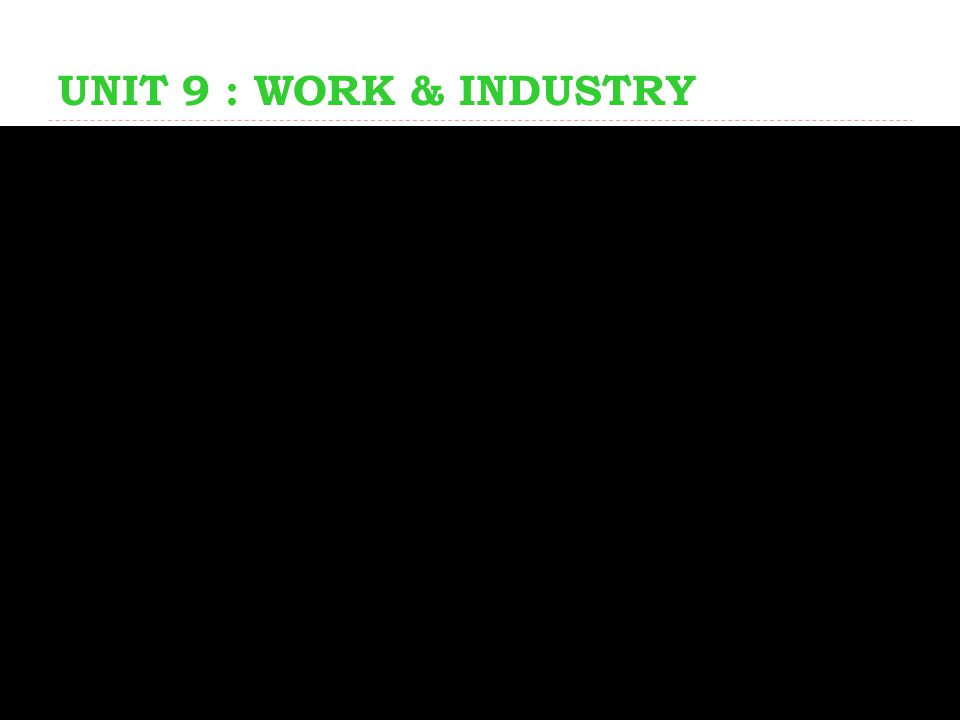 9.3. SCENARIO : Import - export TASK TASK : Making a deal