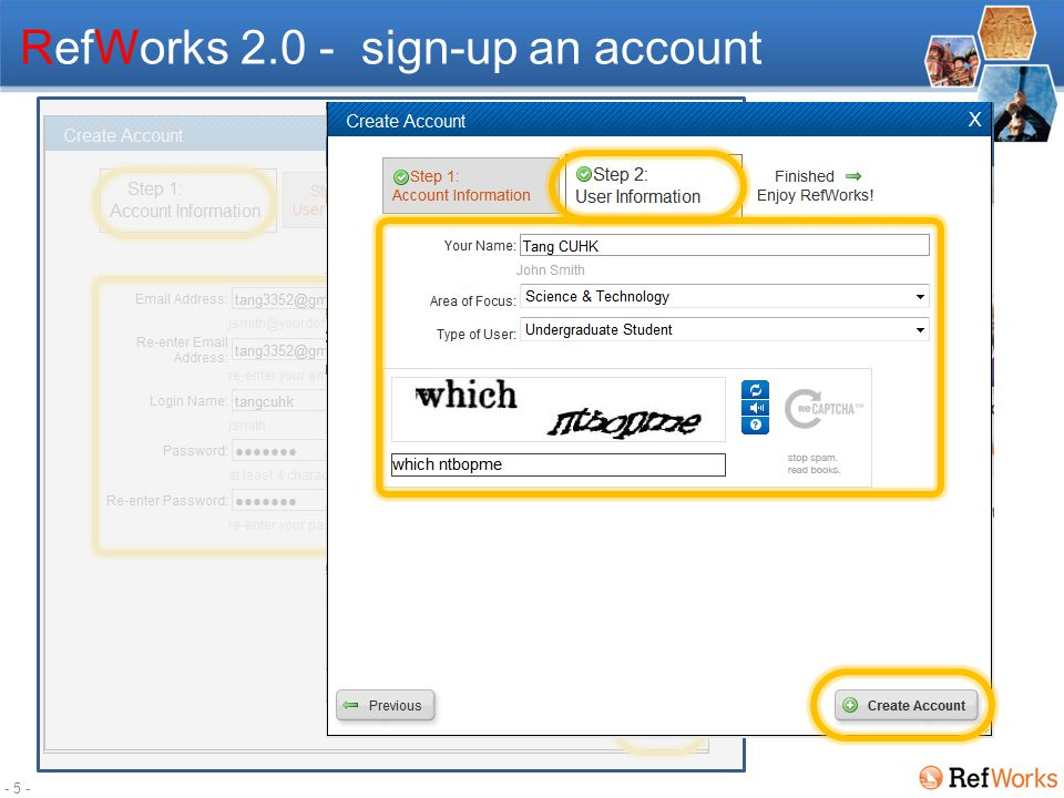 - 35 - Adding New References Manually Click References > Add New or New Reference button