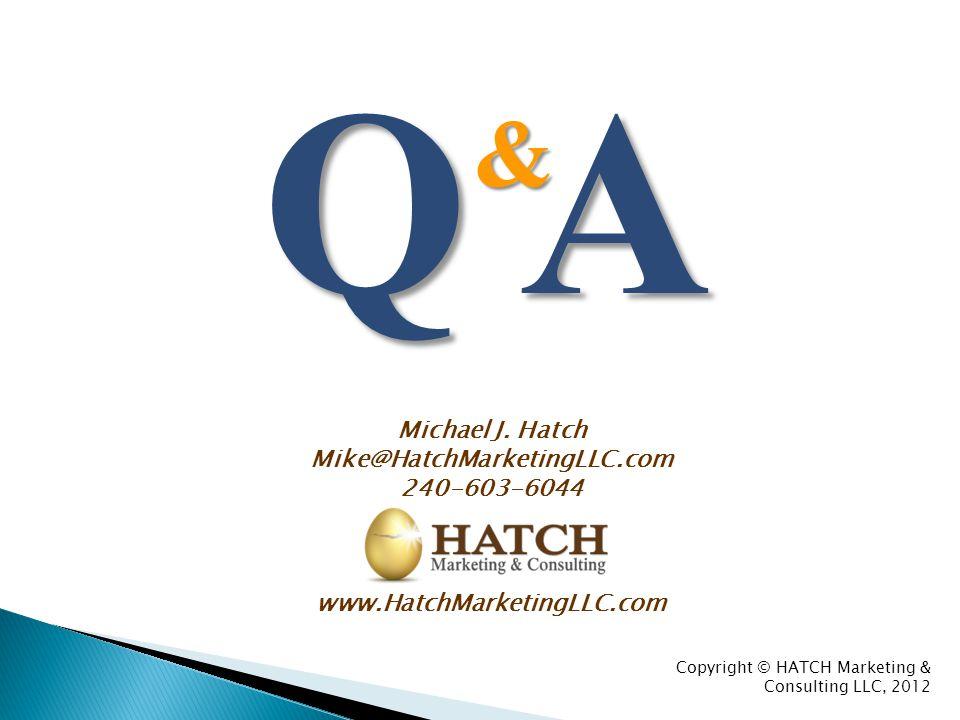 Q A & Michael J.