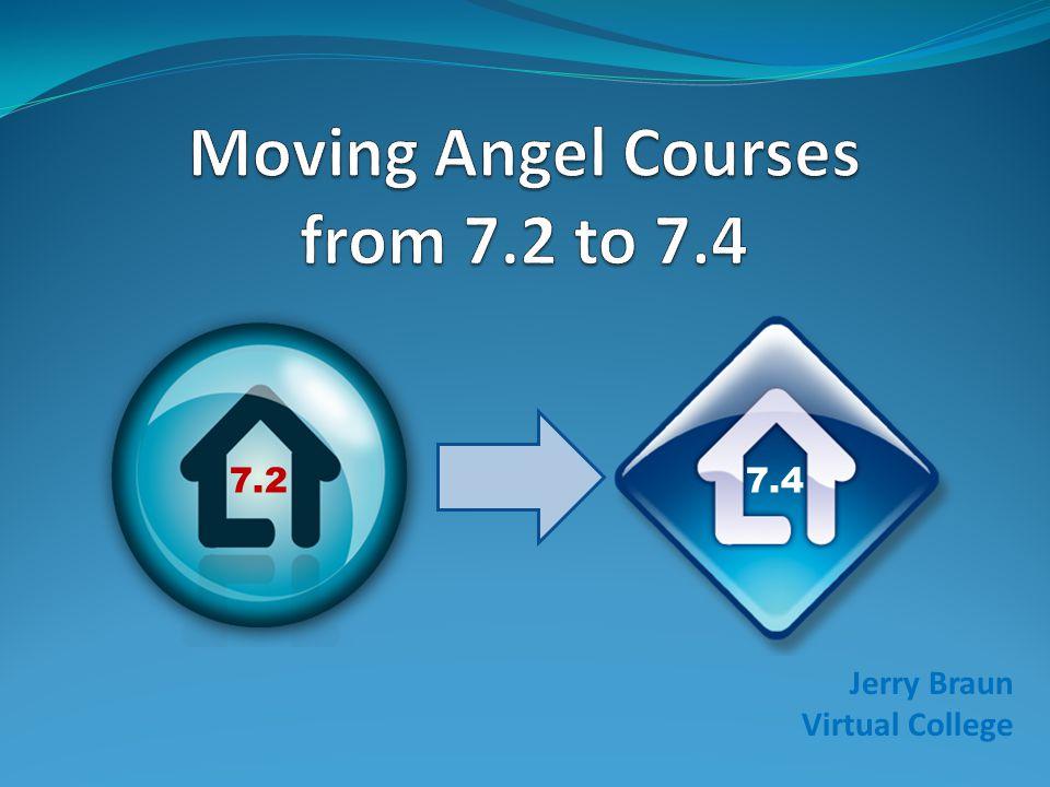 7.47.2 Jerry Braun Virtual College