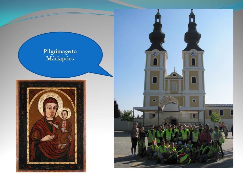 Pilgrimage to Máriapócs