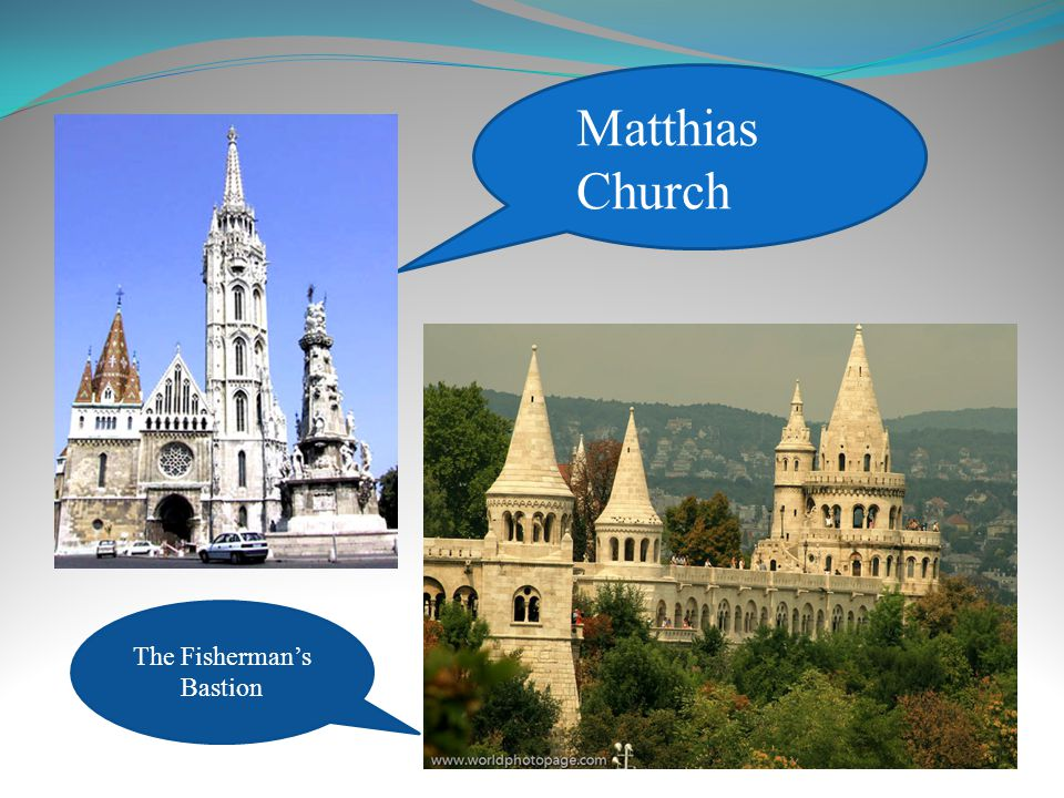 Matthias Church The Fisherman's Bastion