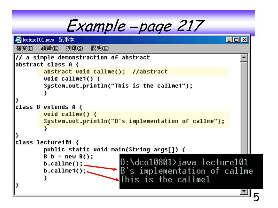 26 Example (1)