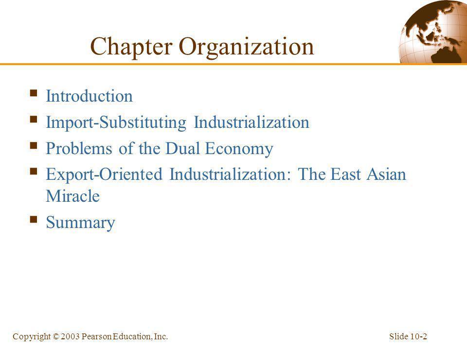 Slide 10-2Copyright © 2003 Pearson Education, Inc.