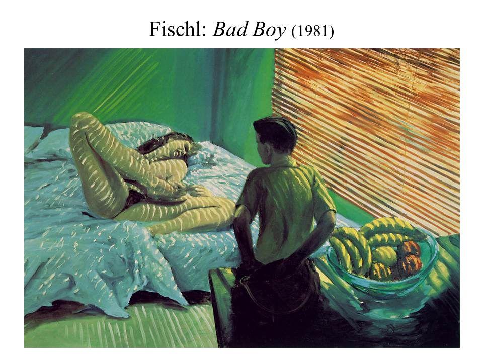 Fischl: Bad Boy (1981)