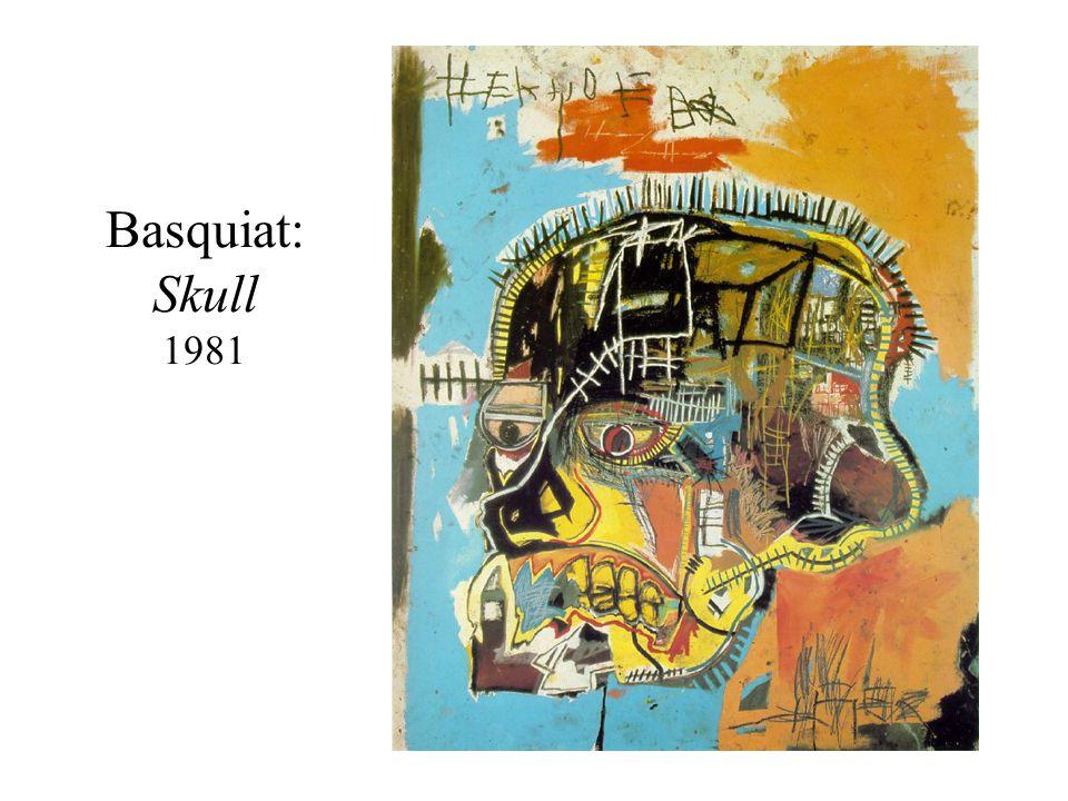 Basquiat: Skull 1981