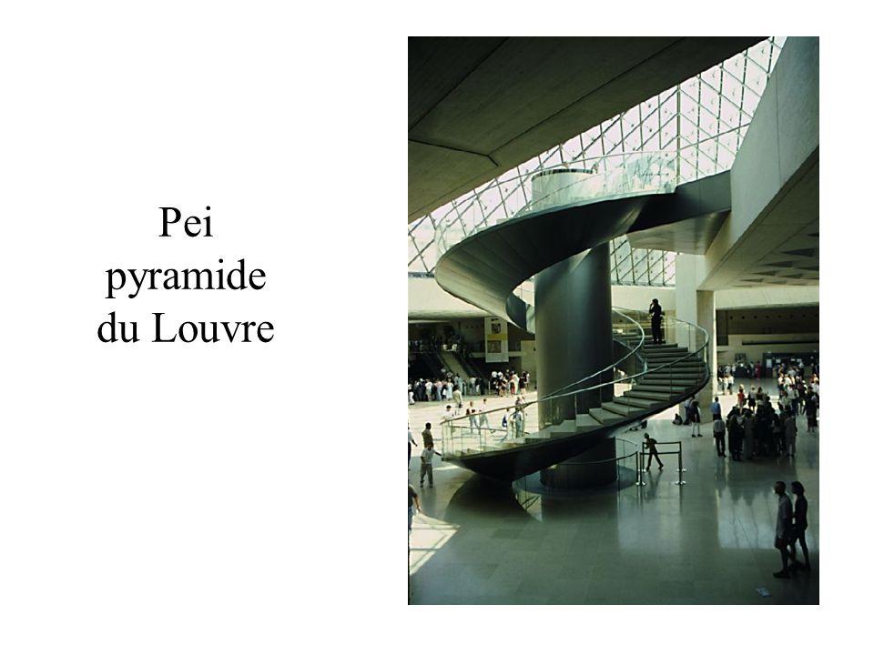 Pei pyramide du Louvre