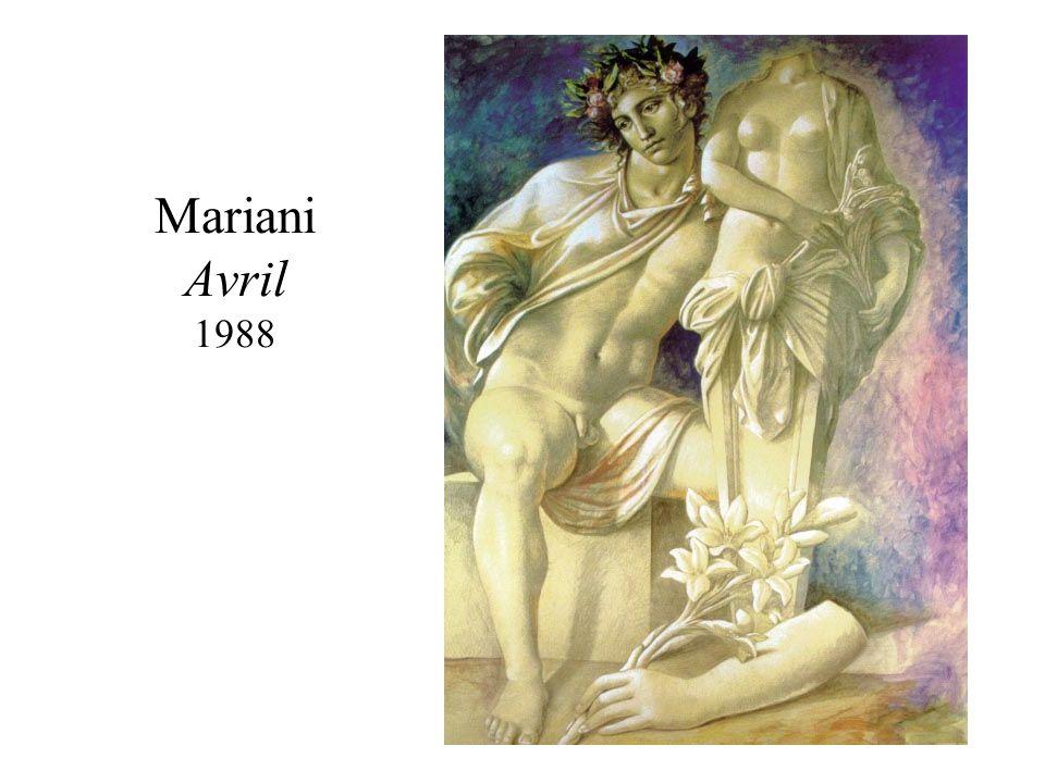 Mariani Avril 1988