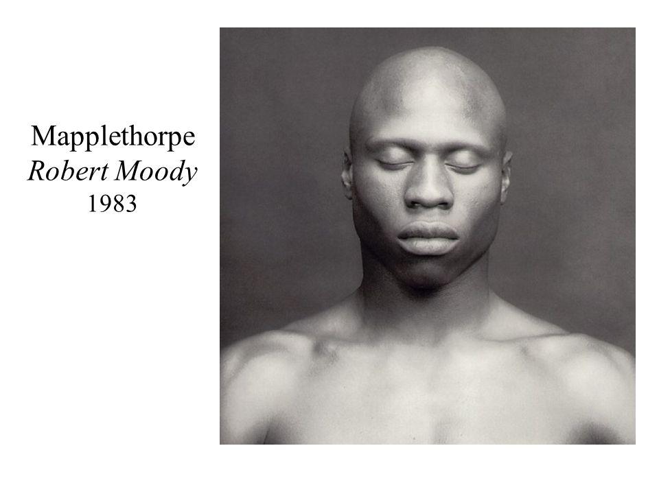 Mapplethorpe Robert Moody 1983