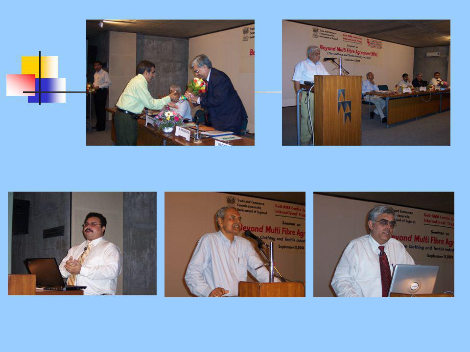 Seminar on Regional Trade Agreements and Rules of Origin (30th October 2004) Distinguished Speakers: Distinguished Speakers:  Professor N.C.
