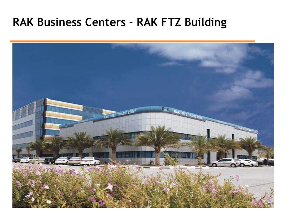 RAK Business Centers - RAK FTZ Building