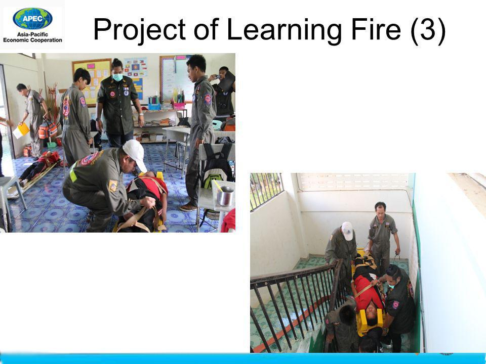 Project of Learning Fire (3)