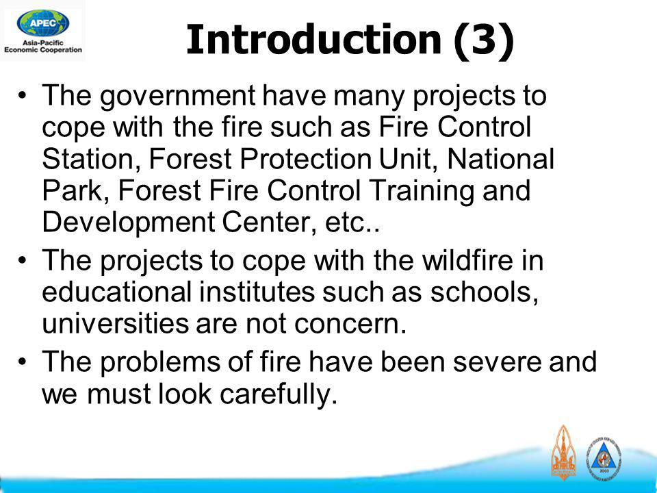 From the keynote session for the Project Targets, the role of Education in Natural Disasters and Thailand experience of Fire: policies maker point of view.