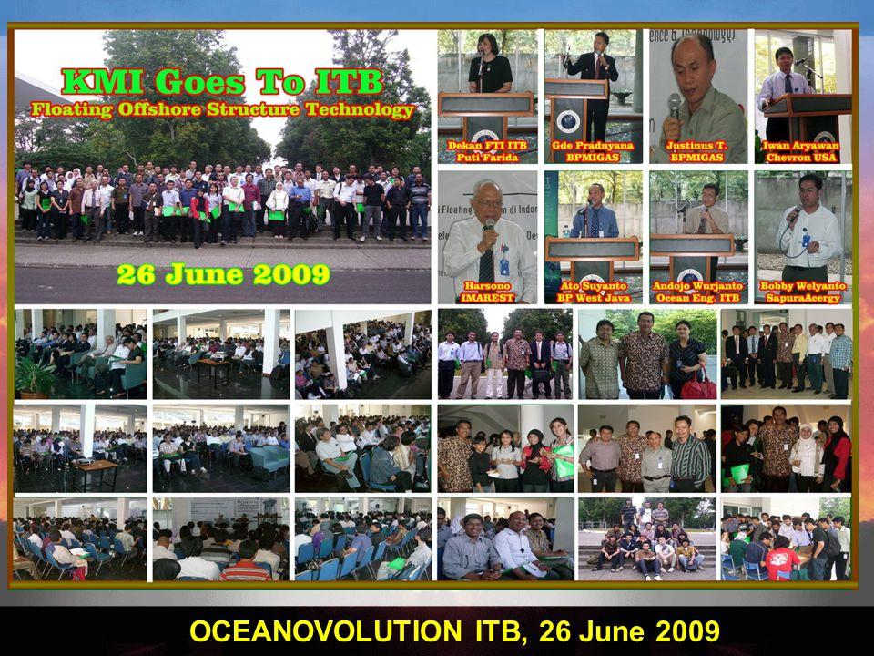 OCEANOVOLUTION ITB, 26 June 2009