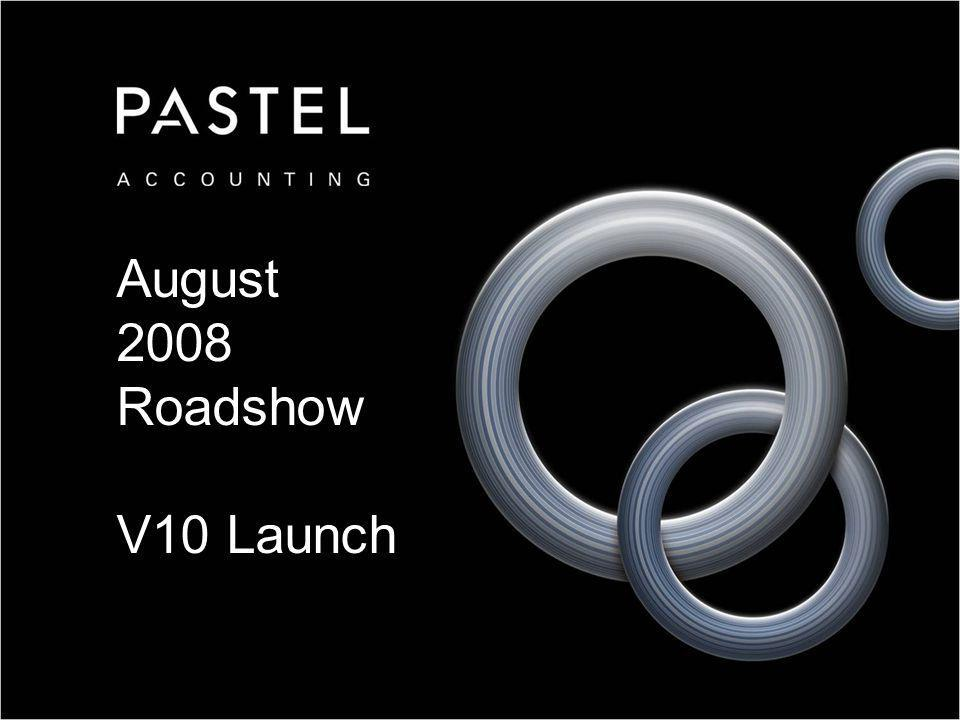 Pastel Channel Roadshow – August 2008 Agenda Softline Pastel's Commitment Sneak Preview Pastel Accounting 2009 Pastel Bank Manager Pastel Cash Manager Tea Break New Channel Strategy