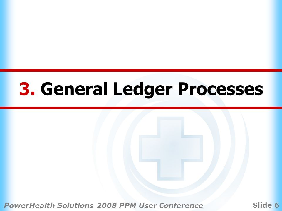 Slide 7 PowerHealth Solutions 2008 PPM User Conference GL Cost Allocation Centered around Chart of Accounts Allows users to define hospital-wide standard costing rules Hospital financial information Statistical information ― allocating dollars from overhead (non direct patient care areas) to patient care areas Enables detailed exceptions to the standards when desired Finalised General Ledger suitable for patient costing (matching dollars to patient activity) Built-in reconciliation and audit reports.