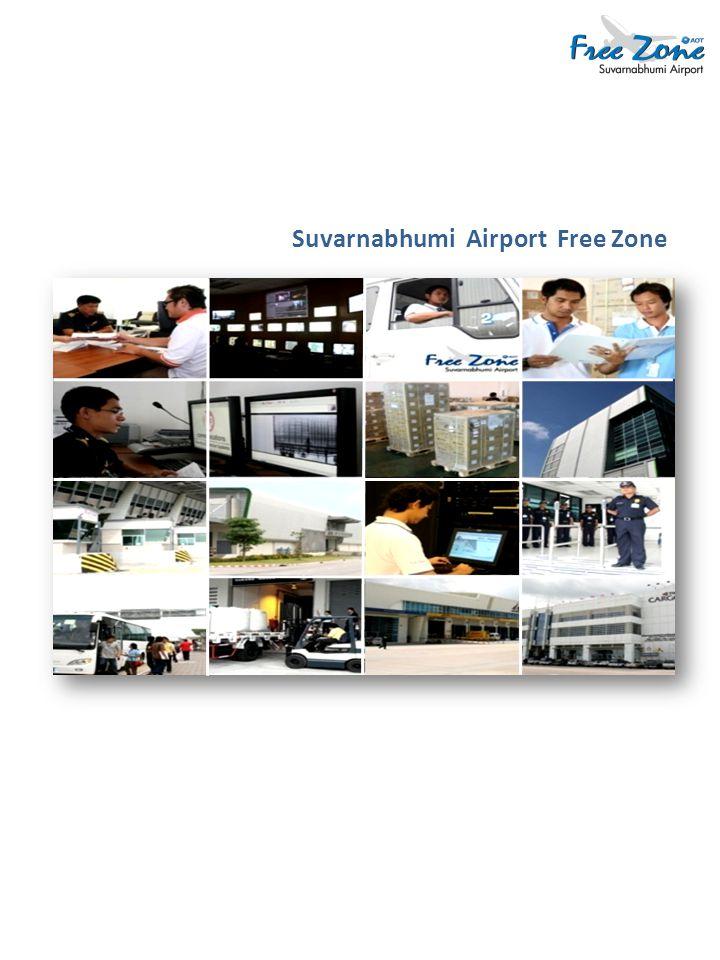 Suvarnabhumi Airport Free Zone