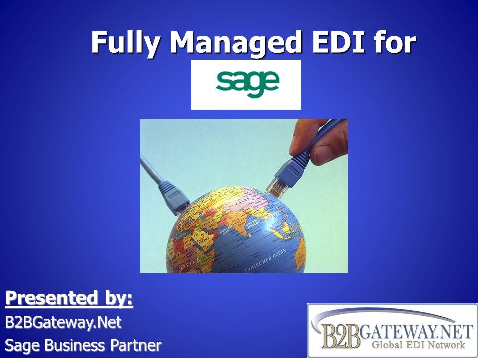 POsSales Orders Conventional EDI Invoice Simple EDI data Flow