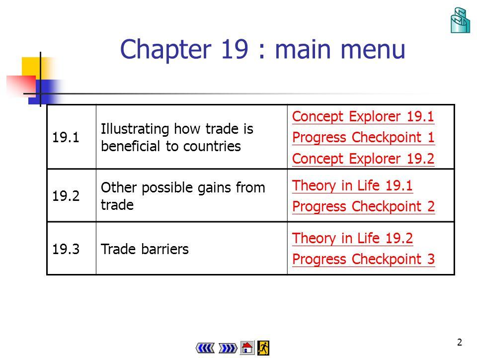 1 19.International Trade
