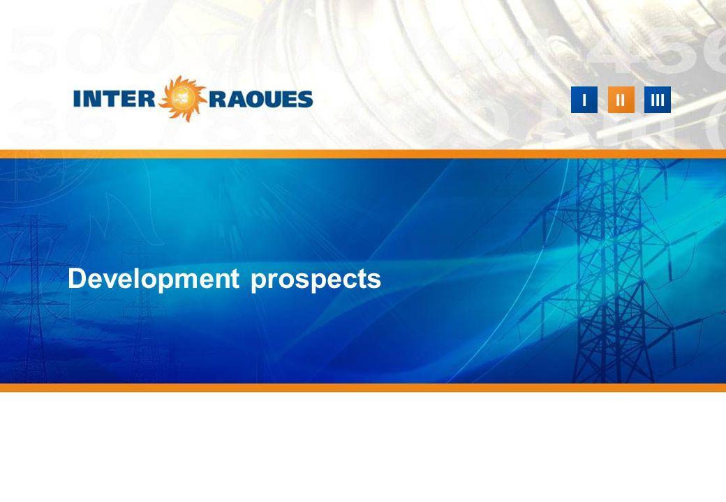 IIIIII Development prospects