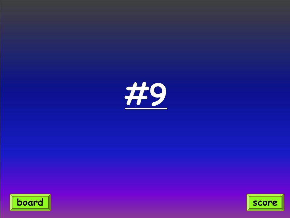 #9 scoreboard