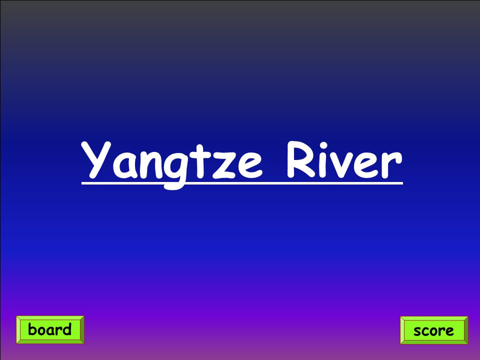 What is the effect of the growth of algae in the Yangtze River?
