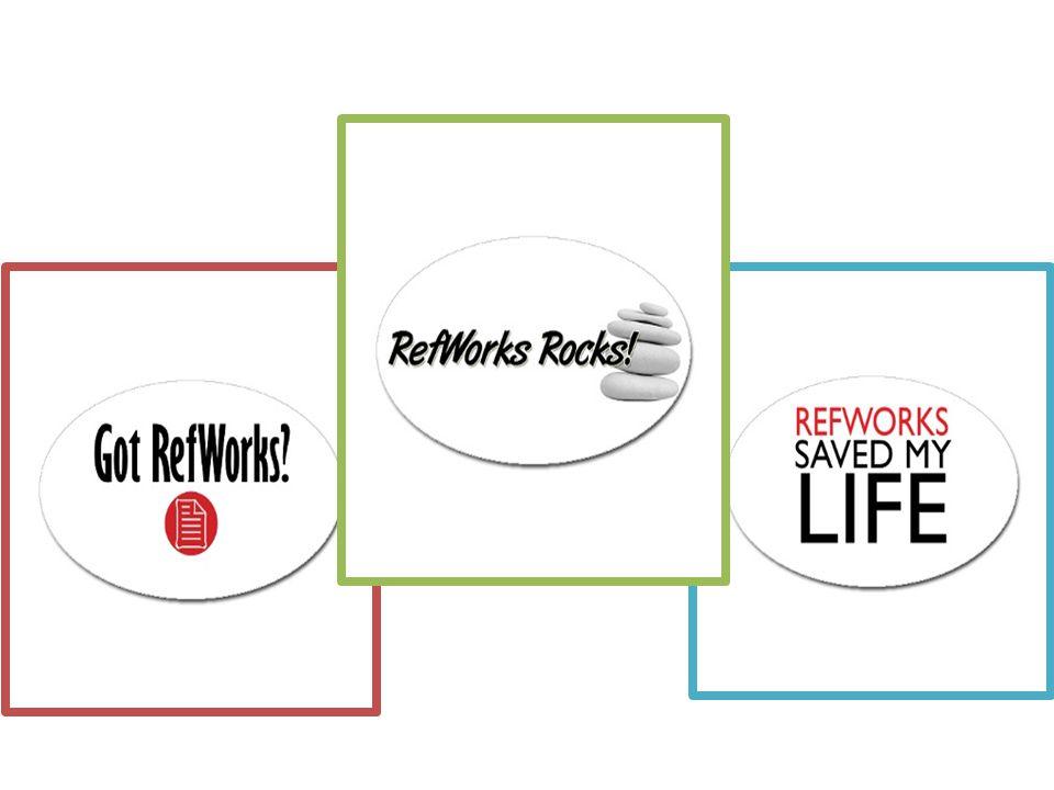 Introduction to RefWorks Marni Harrington The D.B. Weldon Library