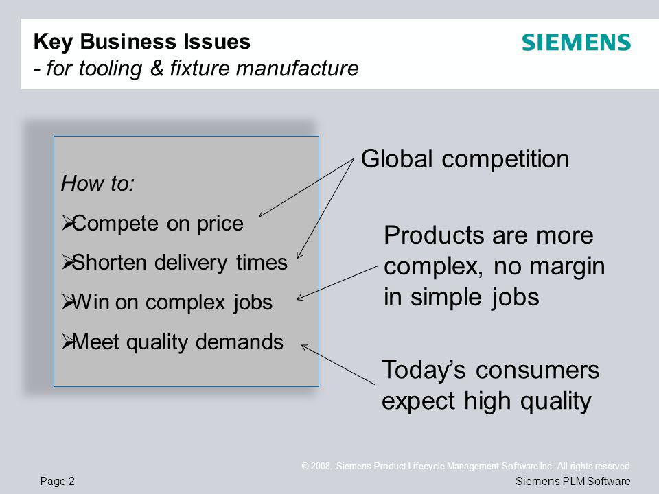 Page 13 © 2008.Siemens Product Lifecycle Management Software Inc.