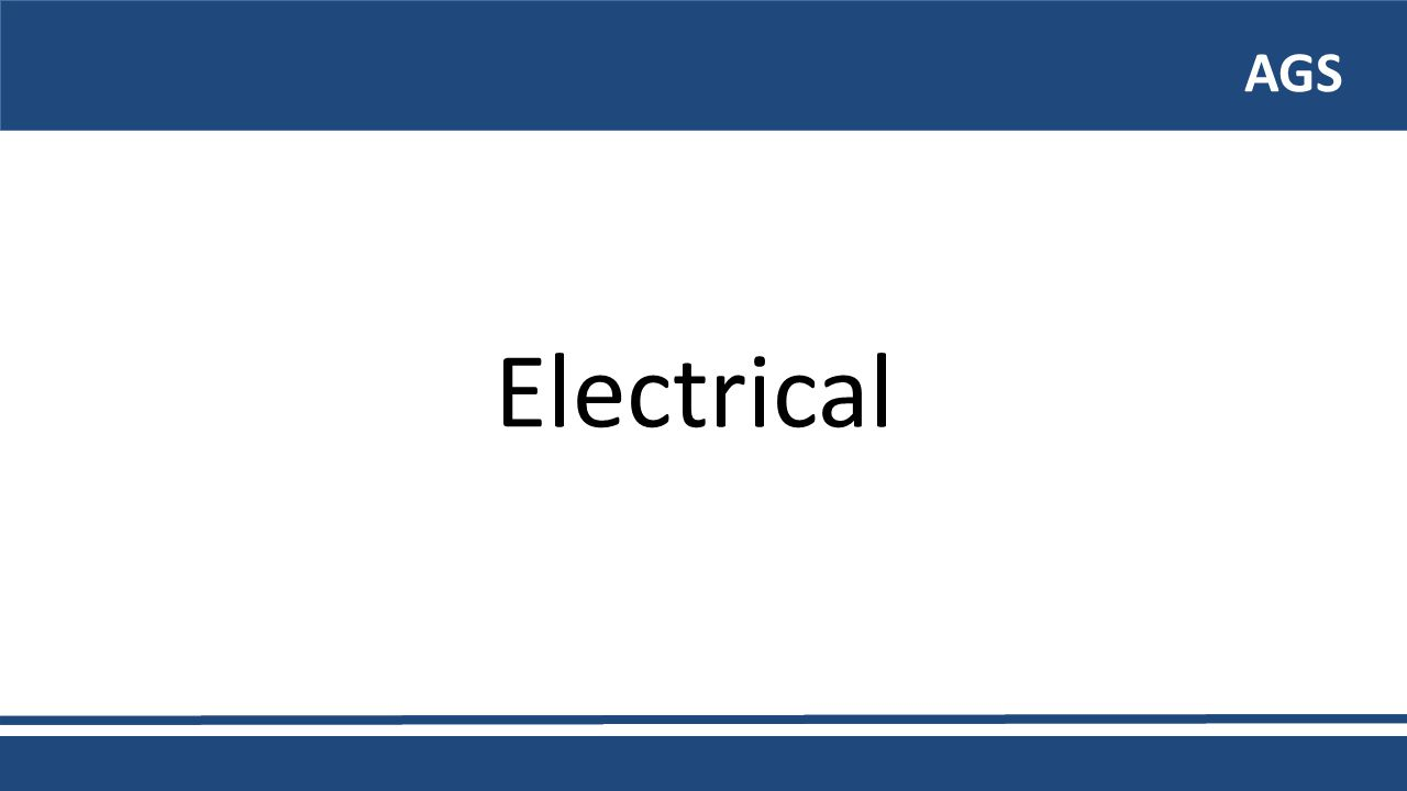AGS Electrical