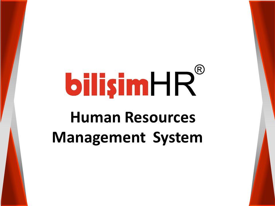 ® HR Human Resources Management System
