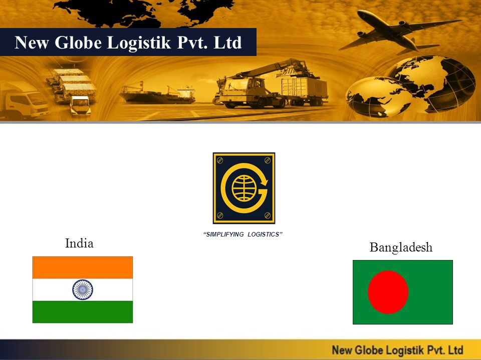New Globe Shipping Services Pvt.Ltd. by Mr. C. Didwania in Bombay India.
