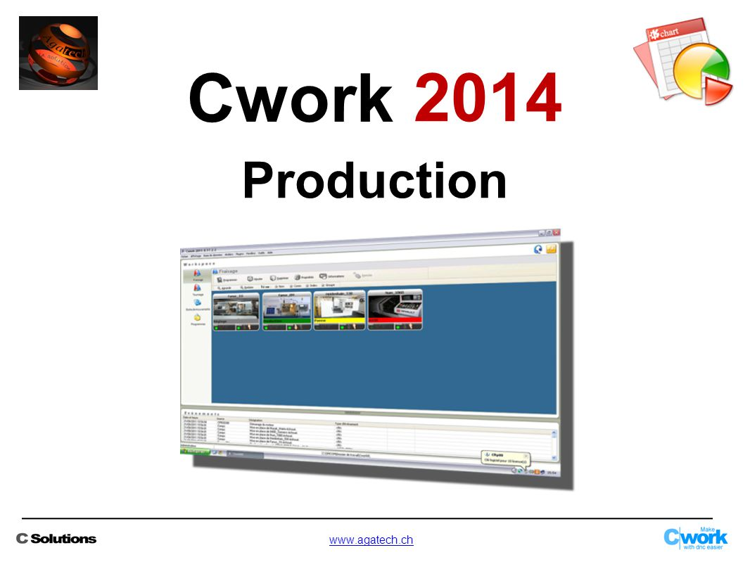 Cwork 2014 Production