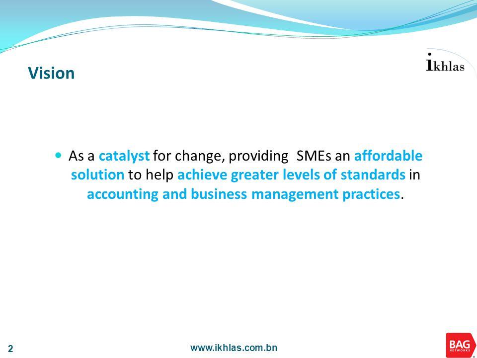 www.ikhlas.com.bn 33 Balance Sheet Reports