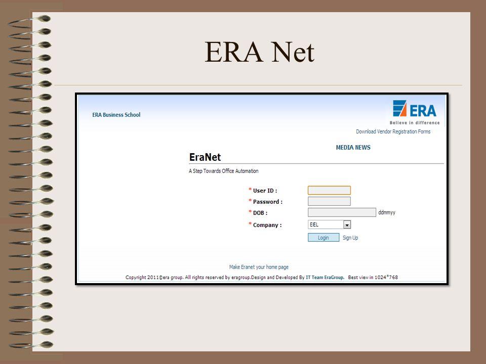 ERA Net