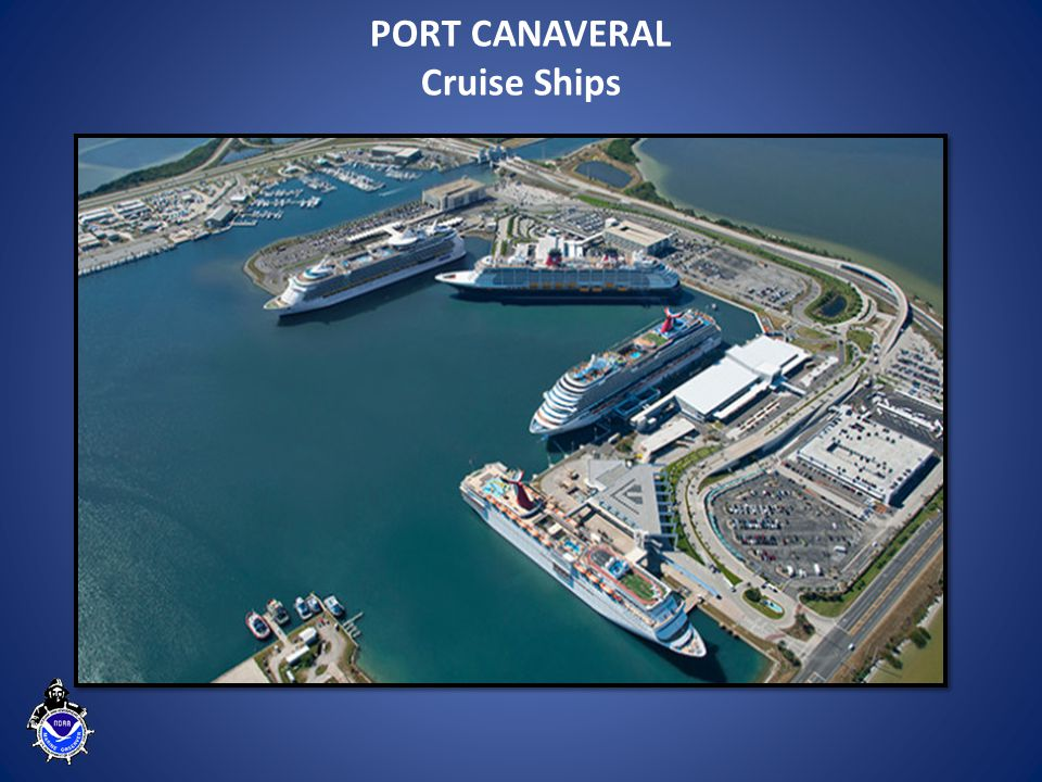 Canaveral Cruise Statistics (Passengers) 2009-2013 ** Anticipated at 8 million in the next 10 years**