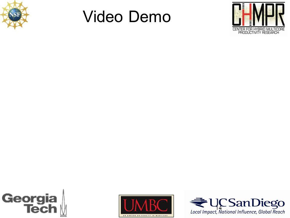 Video Demo 14