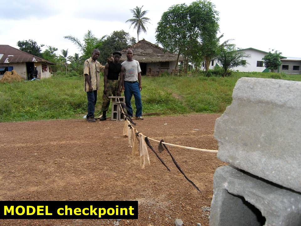 MODEL checkpoint