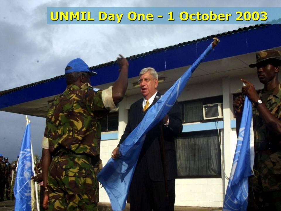 UN Civilian Presence
