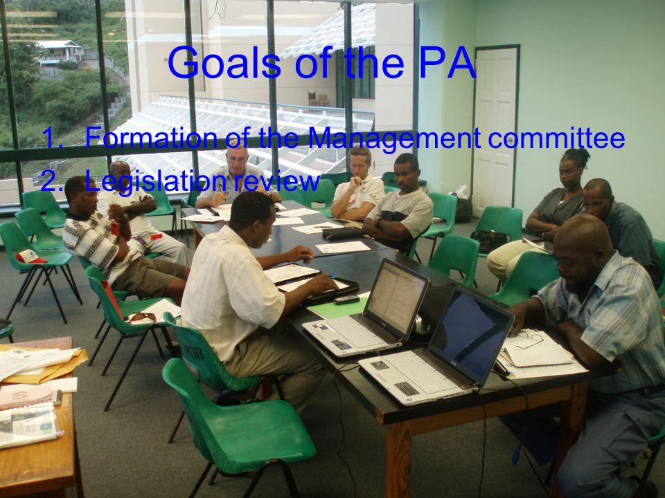 Steps Forward Gap Analysis External Funding Capacity building