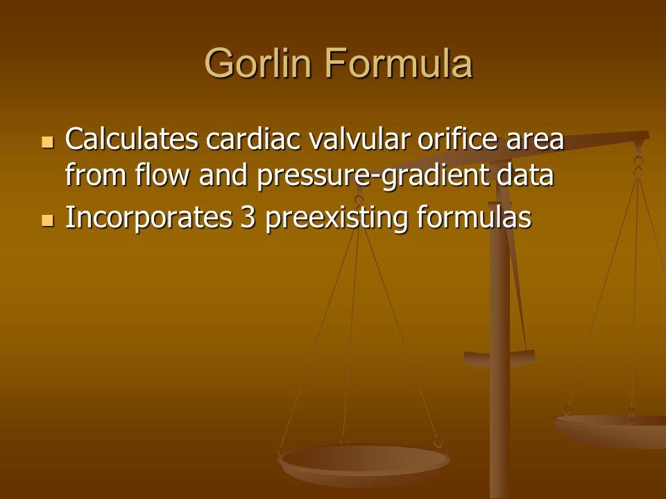 Case Report *Simultaneous pressure gradient